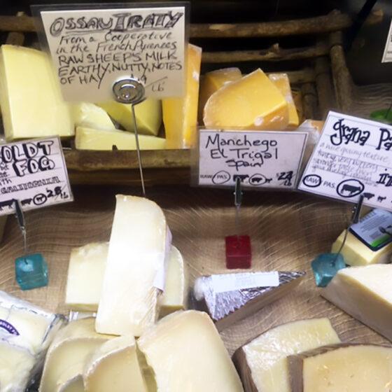 Brix Wines, Barnyard Cheese Shop, Cheese Selection, Concrete Terroir - Wine4Food