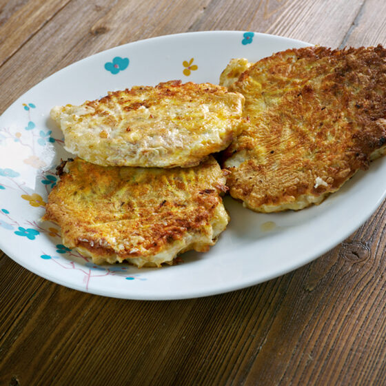 New Zealand Whitebait fritters Recipe - Wine4Food