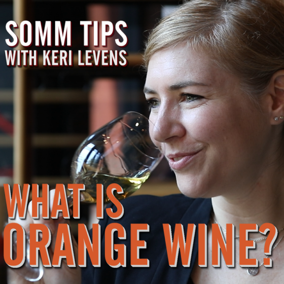 what is orange wine?