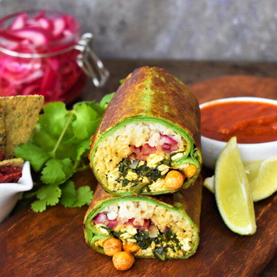 Indian_Saag_Tofu_Burrito_Vegan_Recipe_Wine4Food