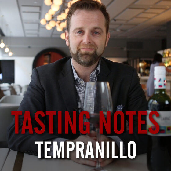 Scott Woltz Tasting Notes