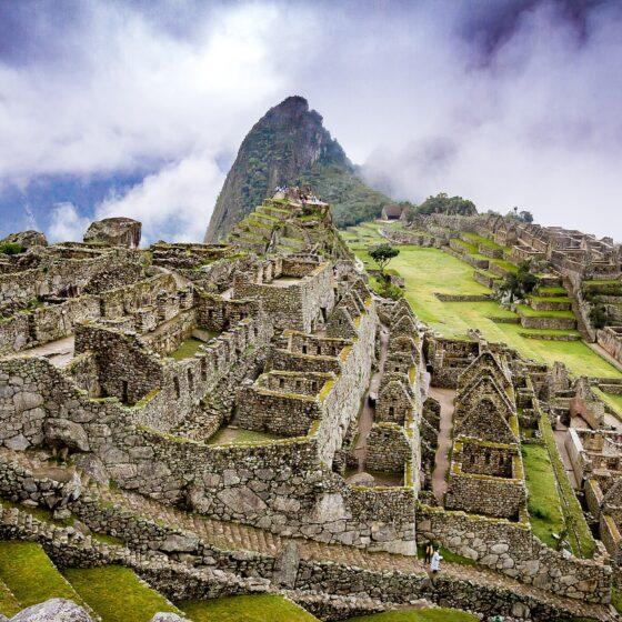 Machu Picchu Ancient Inca Civilization - Wine4Food